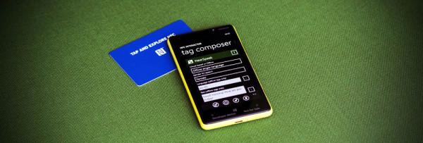 NFC interactor - NearSpeak
