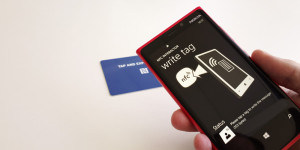 NFC interactor - Write Tag