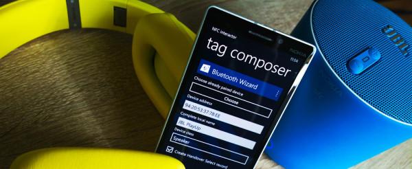 NFC interactor 7